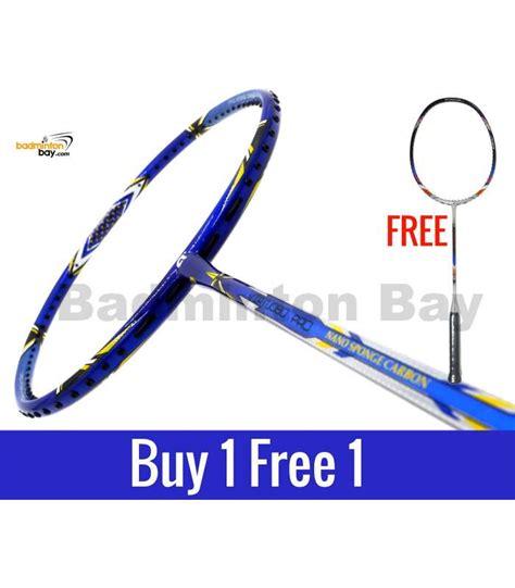 Apacs Virtuoso 20 Blue Badminton Racket Free String Grip buy 1 free 1 apacs virtuoso pro blue badminton racket 3u