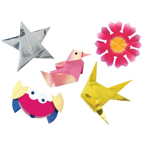 Easy Origami Toys - origami kirigami kit for educational toys planet
