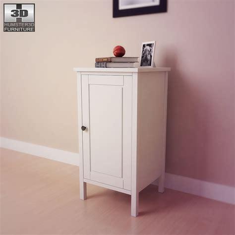 ikea hemnes bedside table   model furniture  humd