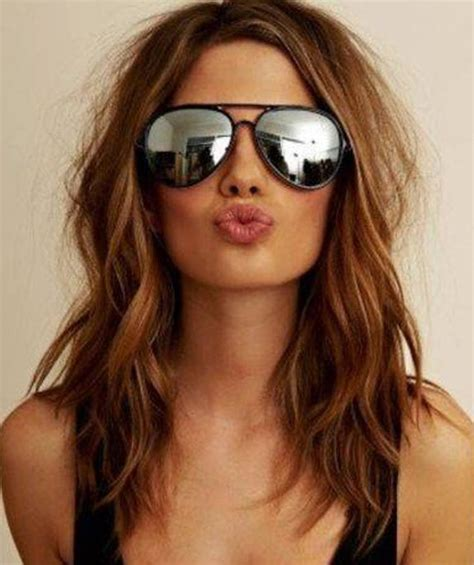 Hairstyles For Shoulder Length Hair by Summer Hairstyles Shoulder Length Hair Versatile