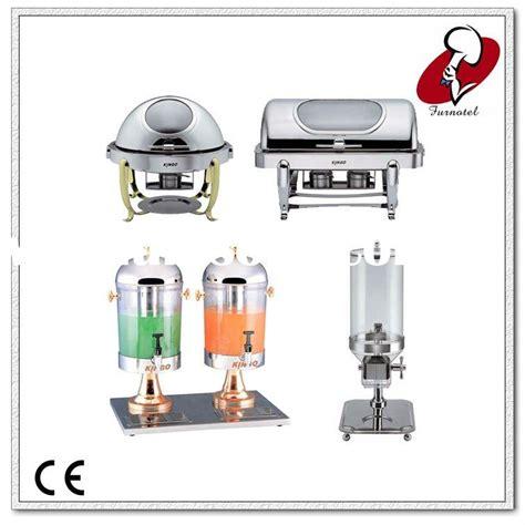 buffet equipment of five star bava sphere glass chafing