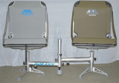 side boat seats millennium marine double boat seat stand d 200 side kick
