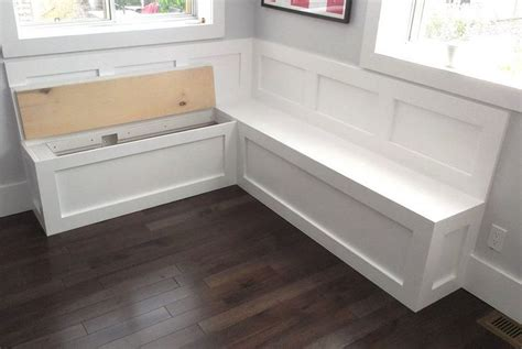 diy corner bench seat with storage best 25 kitchen bench seating ideas on pinterest window