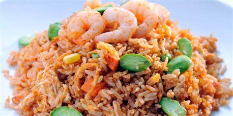 membuat nasi goreng sederhana tapi lezat resep nasi goreng udang pedas hidangan lezat yang membuat