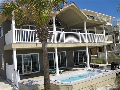 Panama City Beach House 11br Specials Vrbo Panama City House Rentals With Pool