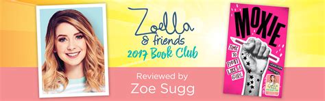 moxie a zoella book 1444940635 zoella friends 2017 book club zoe sugg reviews moxie by jennifer mathieu whsmith blog