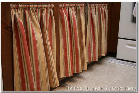 Kitchen Cabinet Curtains kitchen cabinet ideas curtains for cabinet doors the