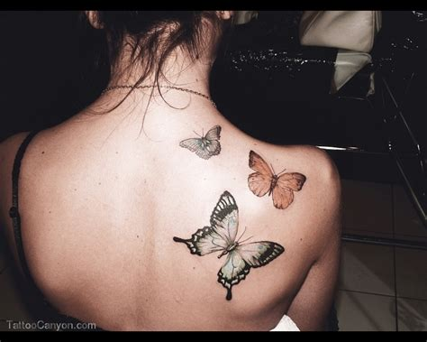 Pics photos funny back shoulder tattoo for girls