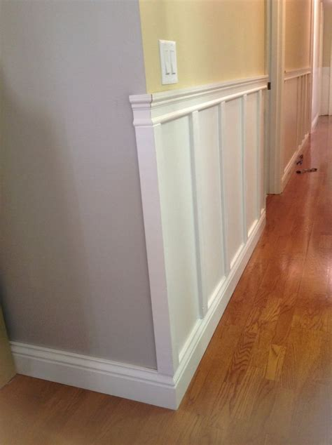 Wainscoting Molding Trim by Ending Wainscoting Outside Corner Search