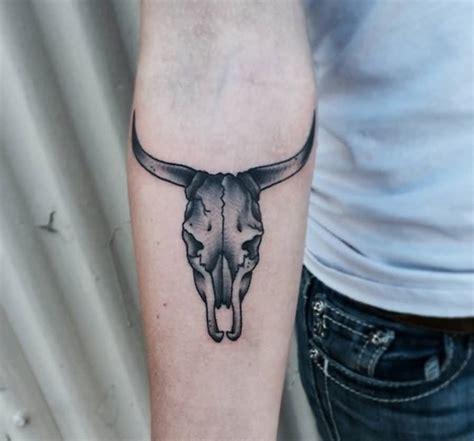 small bull tattoo bull images designs