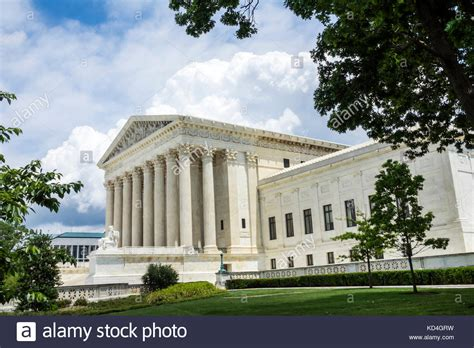 Washington Dc District Court Search Corinthian Columns Supreme Court Entrance Stock Photos Corinthian Columns Supreme