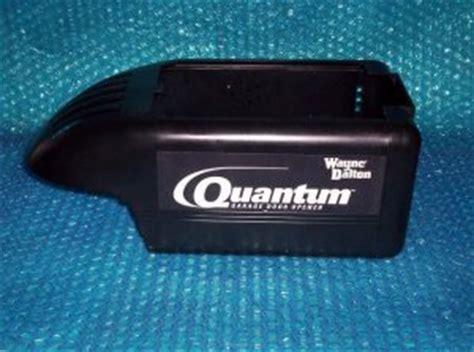 Quantum Garage Door Openers by Wayne Dalton Quantum Garage Door Opener Cover Stk 2583