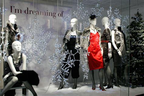 Fenster Weihnachtlich Gestalten by Topshop The Window Display