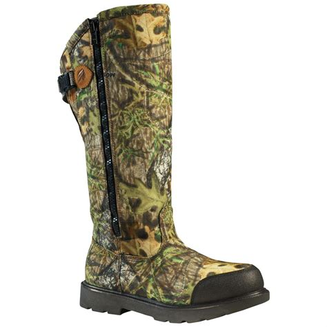 snake proof boots for s lacrosse 174 18 quot fang side zip snake proof
