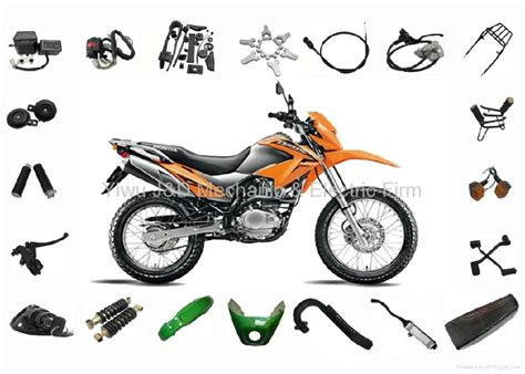 Honda Nxr125 Bros Dirt Bike Parts Jetar China Trading