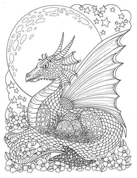 libro fantasy coloring adventure a mejores 155 im 225 genes de dragones y mecanicos 03 en p 225 ginas para colorear dragones y