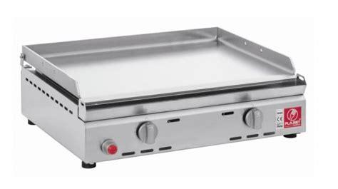 piastra cucina professionale planet piano cottura barbecue della serie chef