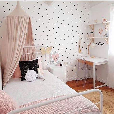 bedroom fun polka dot kids room design ideas bedroom fun kids rooms and bedrooms
