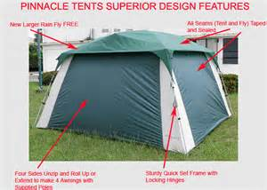 Coleman Screen House With Awnings Screen Tent Quick Set With Sides All Weather Screen