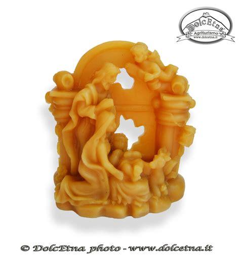 candele di cera d api presepe oggetto in cera d api candele ed oggetti in