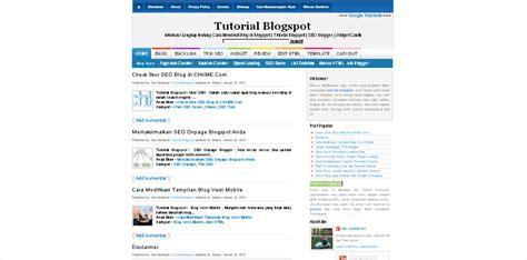 membuat tabel html rata tengah cara membuat template atau widget rata tengah blog