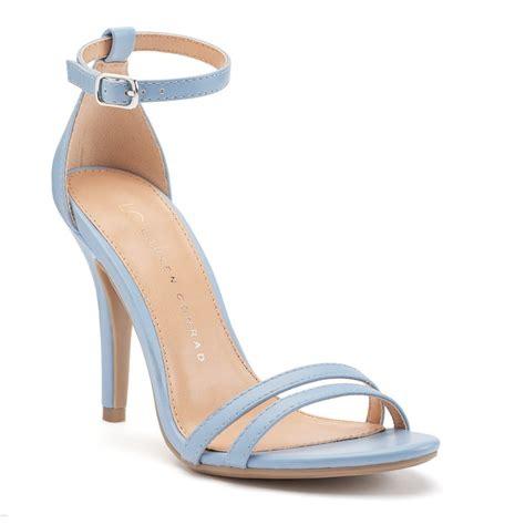 conrad high heels lc conrad runway collection ankle s
