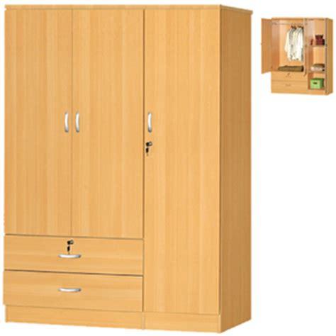 2 Door 3 Drawer Wardrobe by Closets Wardrobe 3 Door 2 Drawer Wardrobe Hid2080 Hofs150