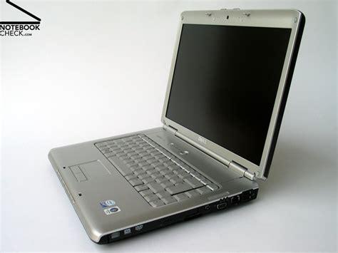 Laptop Dell Inspiron 1520 dell inspiron 1520 notebookcheck net external reviews