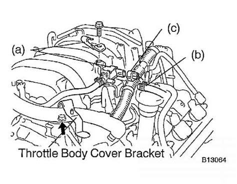 motor repair manual 2004 toyota tundra electronic throttle control connect pcv hose to pcv valve toyota sequoia 2004 repair