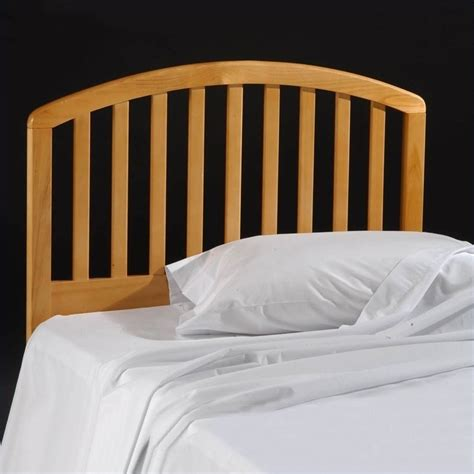 hillsdale carolina country slat headboard in pine 1108 xx0