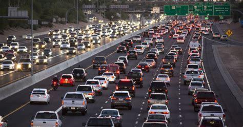 az central arizona local news phoenix arizona news logo phoenix area weekend traffic closures delays detours