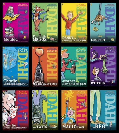 pictures of roald dahl books our shore walshf banking accounts
