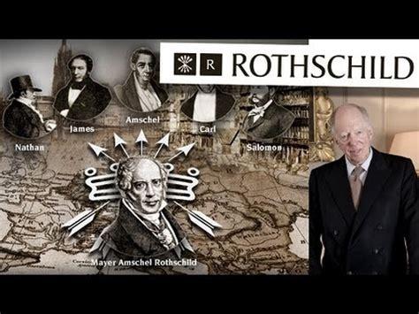 la riqueza de la riqueza de los rothschild 5 veces superior a la de los 8 mayores multimillonarios youtube