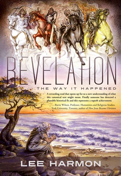 book of revelation in pictures the way it happened books about revelation s