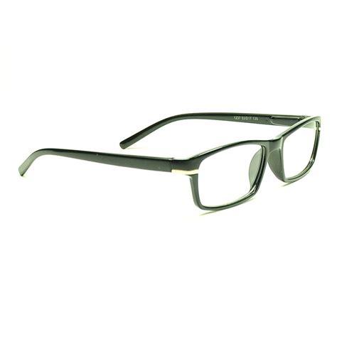 fanshion mens womens rectangular eyeglass frames