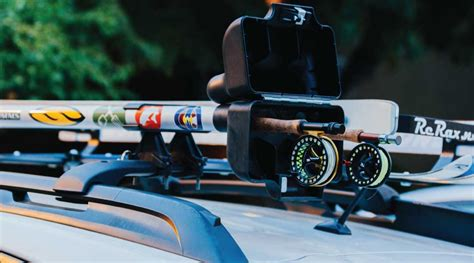 Fly Rod Car Rack by Fly Fishing Rod Carrier The Rod Vault From Denver Outfitters