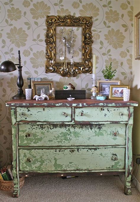 Vintage Dresser Ideas by Shabby In Distressed Furniture Ideas