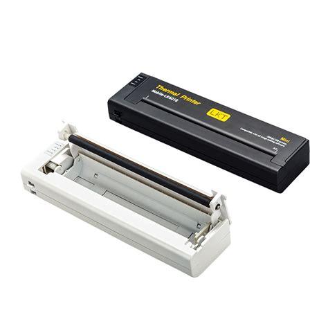 Toner Tabita Smooth Lotion Kecil Mini Portable Printer Lk 6018 Mini Mobile A4 Thermal Small Car