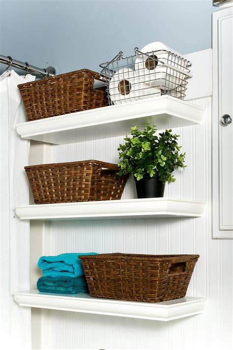 small storage baskets for bathroom small bathroom organization makeover it all started