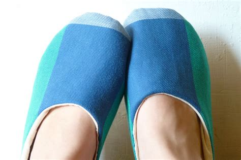 japanese house slippers for guests four square walls guest post house shoes tutorial