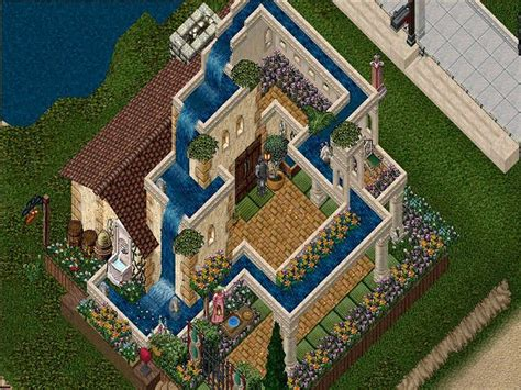 build houses online ultima online computer games impossible world