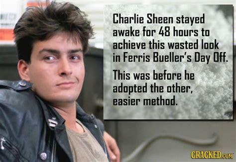 Ferris Bueller Meme - charlie sheen ferris bueller 39 s day off