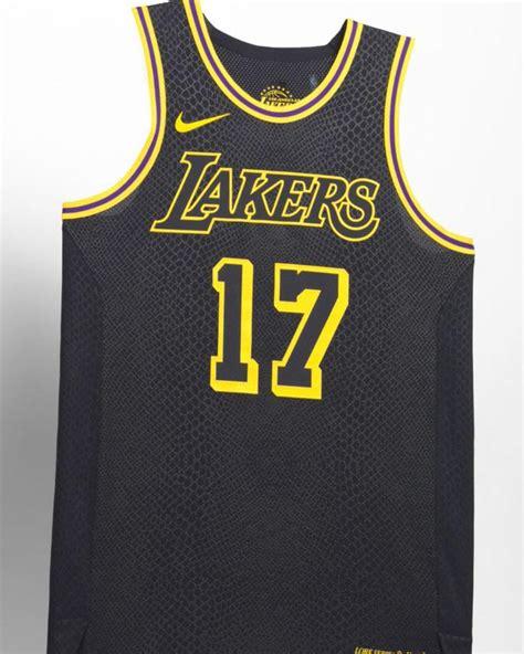 lakers jersey design kobe bryant designs new jersey for la lakers daze summit