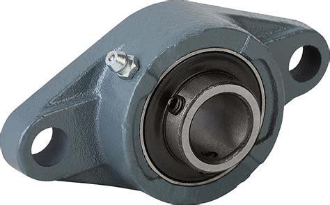 bearing housing norelem pillow block bearing flange type ucfl 2 hole
