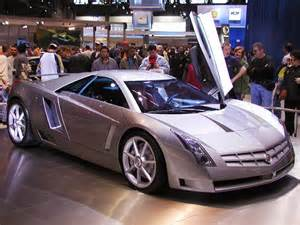 Cadillac In The Island Another Supercar That Inspired By F 22 Raptor