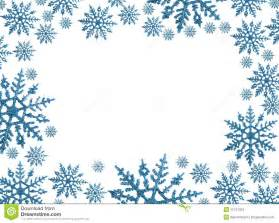 snowflake cliparts