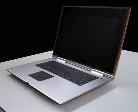 Handmade Laptop - munk bogballe s custom made luxury laptop range launched