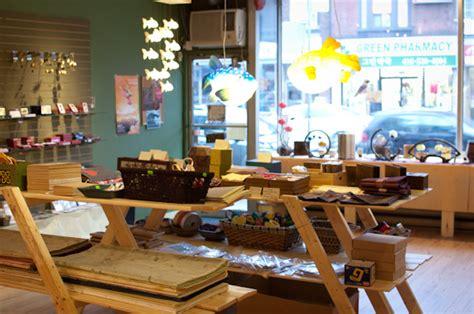 Handmade Stores - hanji handmade paper and gifts blogto toronto