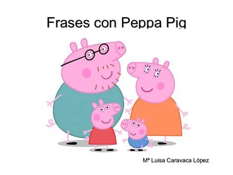 leo con peppa 1 frases con peppa pig