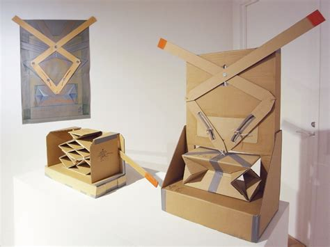 designboom cardboard makoto orisaki or ita rotary cardboard cutter blade part 2